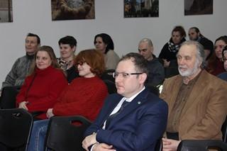 Встреча с Еленой Римон в ИКЦ Киева