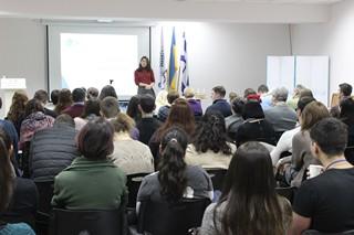 Cеминар в Израильском культурном центре для практикующих врачей, интернов и студентов медиков.