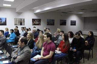 В ИКЦ Киева прошла презентация Международной школы для иностранных студентов