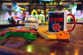 Пурим в Caribbean Club - от ИКЦ Киева