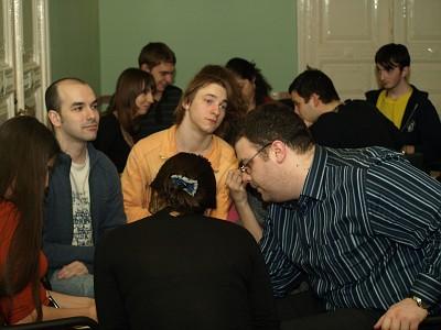 Интеллектуальное казино | Москва | Израильский культурный центр