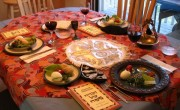 800px-A_Seder_table_setting
