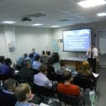 Борис Ханукаев приветствует участников семинара