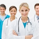 Groupofdoctorsagainstwhitebackground_s