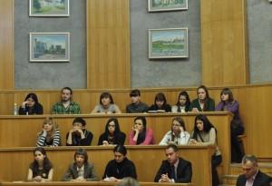 Фото Наталии Никитиной и Александра Владимирова. Пресс-центр ТОГУ