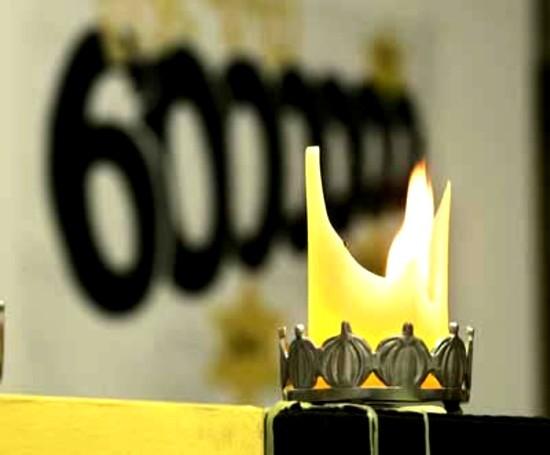 В израиле отмечают день памяти жертв холокоста