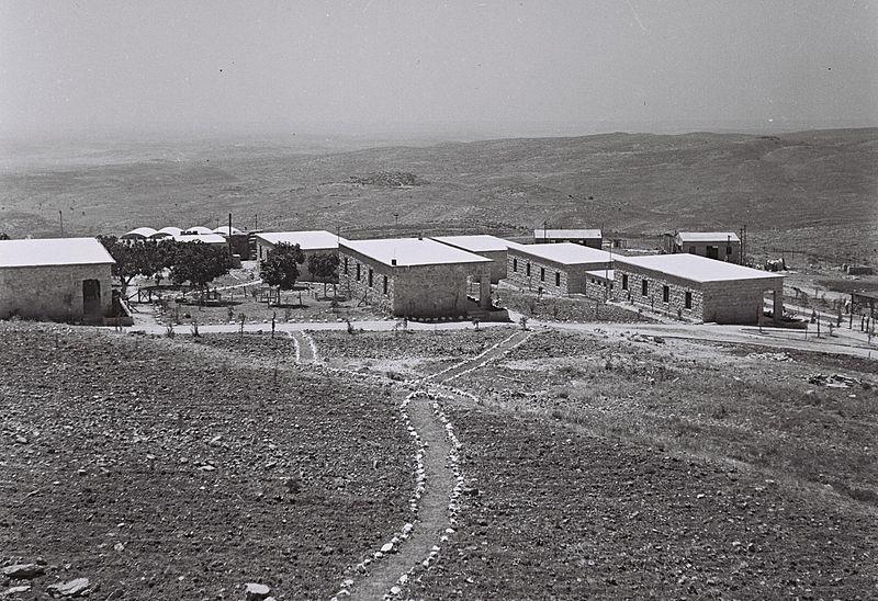 Масуот-Ицхак в 1947 году.  Фото: Википедия