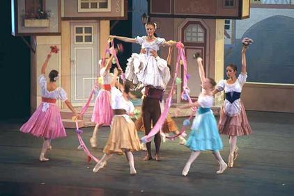 Израильский балет: «Коппелия»