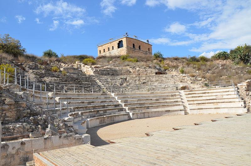 Римский амфитеатр в Ципори