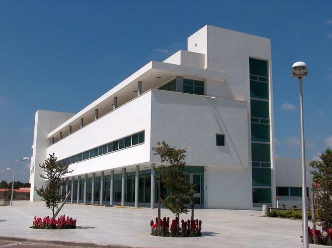 Административное здание регионального совета Менаше на севере Израиля