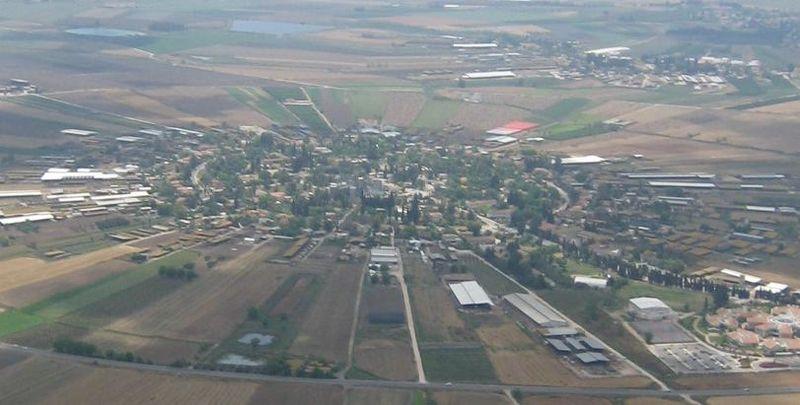 Поселение Нахалаль в Изреэльской долине
