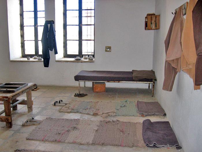 Музей узников подполья. Фото: Тамар Ха-Ярдени, Википедия