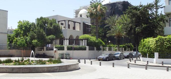 Дом-музей Х.Н. Бялика в Тель-Авиве