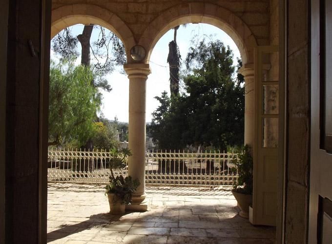 Вилла Deccan в Иерусалиме