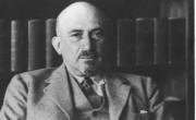 Хаим Вейцман, 1938 г.