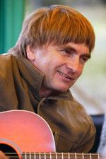 Автор-исполнитель Андрей Козловский
