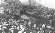 Лорд Бальфур на официальной церемонии открытия Еврейского университета. Иерусалим, 1.4.1925 г.