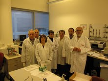 Группа химиков «Кодак-Исраэль»