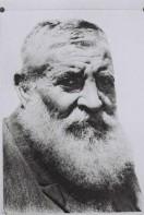 """Иехуда Зелелихин - член группы """"Билу"""", один из первых поселенцев и основателей городов Гедера и Ришон ле-Цион, 1932 г."""