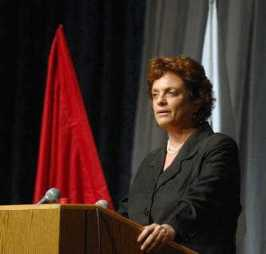 Министр образования Юли Тамир