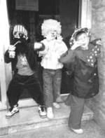 Израильские дети в Пурим