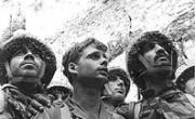 Израильские десантники у Стены Плача