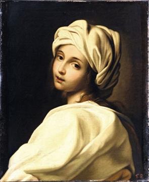 Неизвестный итальянский художник 17-го века