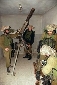 Оружие, найденное в мечете