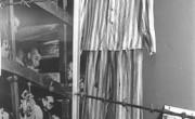 Форма узника концлагеря - экспонат в музее Яд Вашем