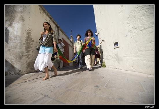 На улицах Осафии