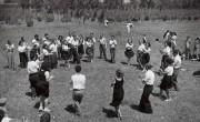 Народные танцы в кибуце Далия