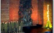 """Торжественное открытие церемонии Дня памяти Катастрофы в """"Яд ва-Шем"""""""