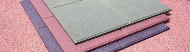 Продукция завода Tyrec по переработке покрышек