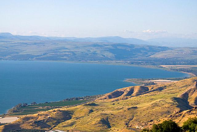 Озеро Кинерет наполнилось – восстанавливаем Иордан
