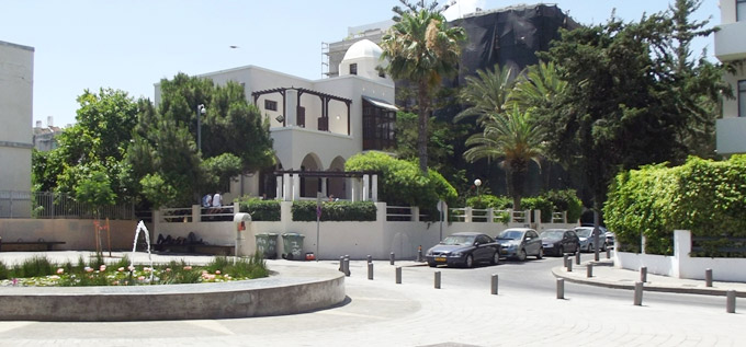 Дом-музей Хаима Нахмана Бялика в Тель-Авиве