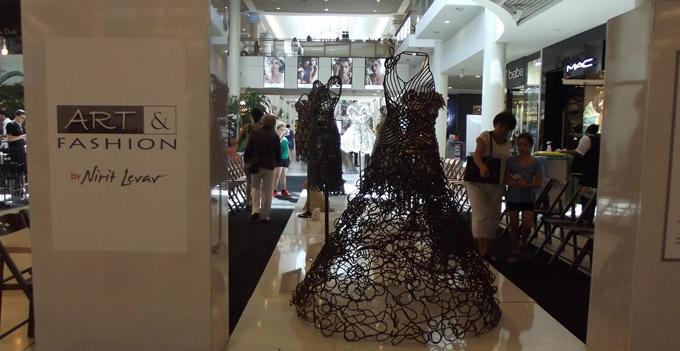 Выставка израильской художницы Нирит Левав