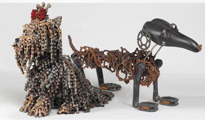 Upcycling - творческое преобразование отходов в предметы искусства и бытовые изделия