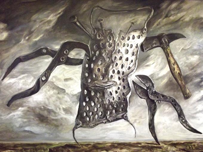 Картина Йоселя Бергнера