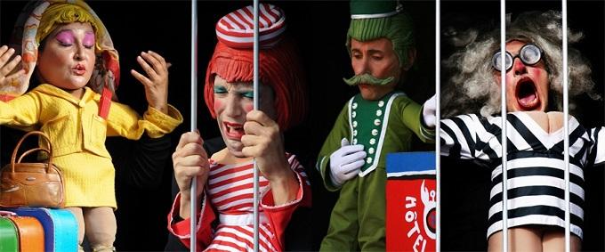 Хайфский фестиваль детских и юношеских театров