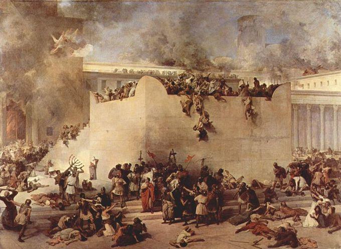 День 9 ава в еврейской традиции