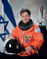 Израильский астронавт Илан Рамон