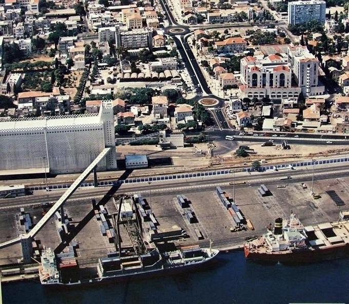 Хайфский порт – морские ворота страны