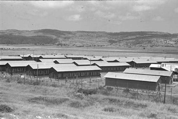 PikiWiki_Israel_7784_Illegal_immigrants_camp._Atlit