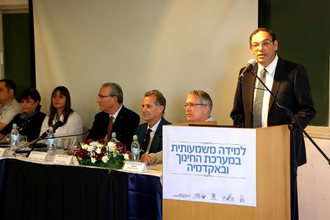 Министр просвещения Шай Перон представил реформу системы поступления в вузы
