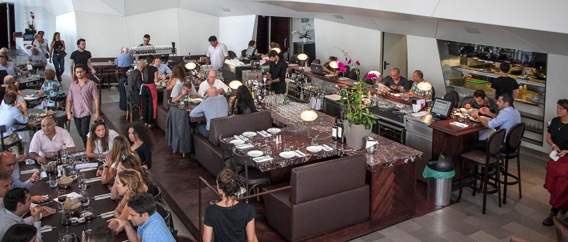 Тель-авивский ресторан «Пастель» признан самым стильным в мире