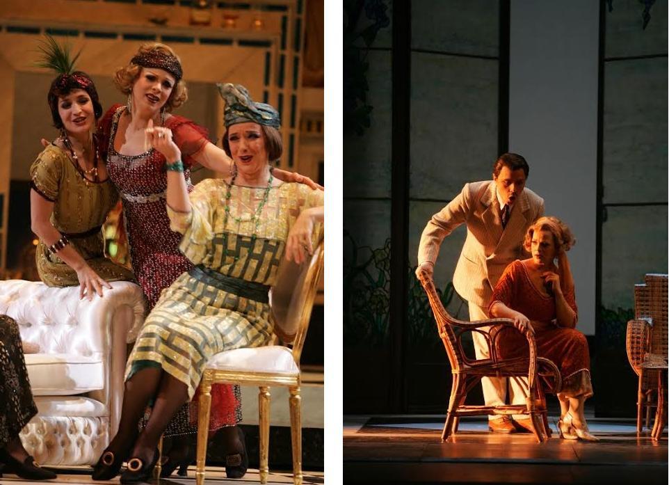 «Ласточка» (La Rondine) на сцене Израильской оперы