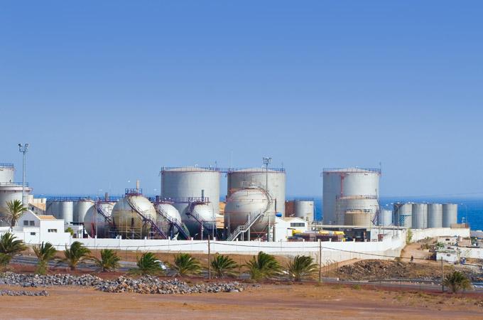 Завод по опреснению морской воды