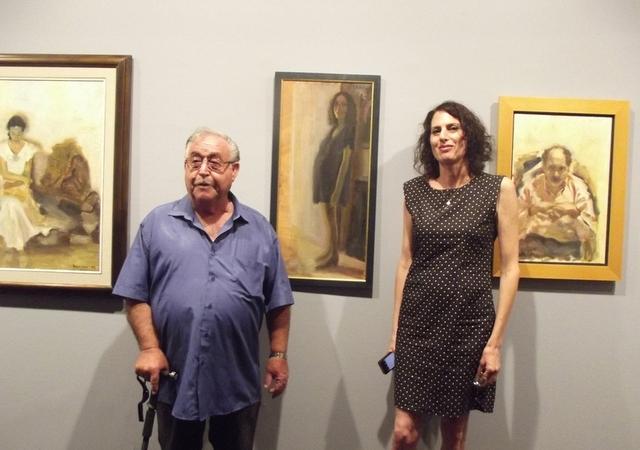 Портреты и натурщики