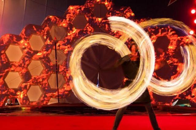 Представления цирка «Флорентин»