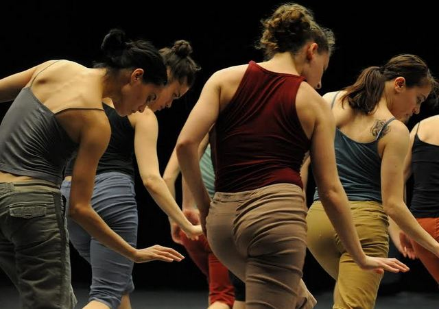 «Трое» - новый балет Охада Нагарина